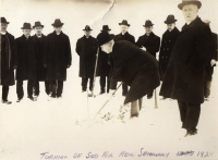 Sod turning 1925.jpg