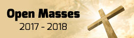 Open Masses 2017-2018