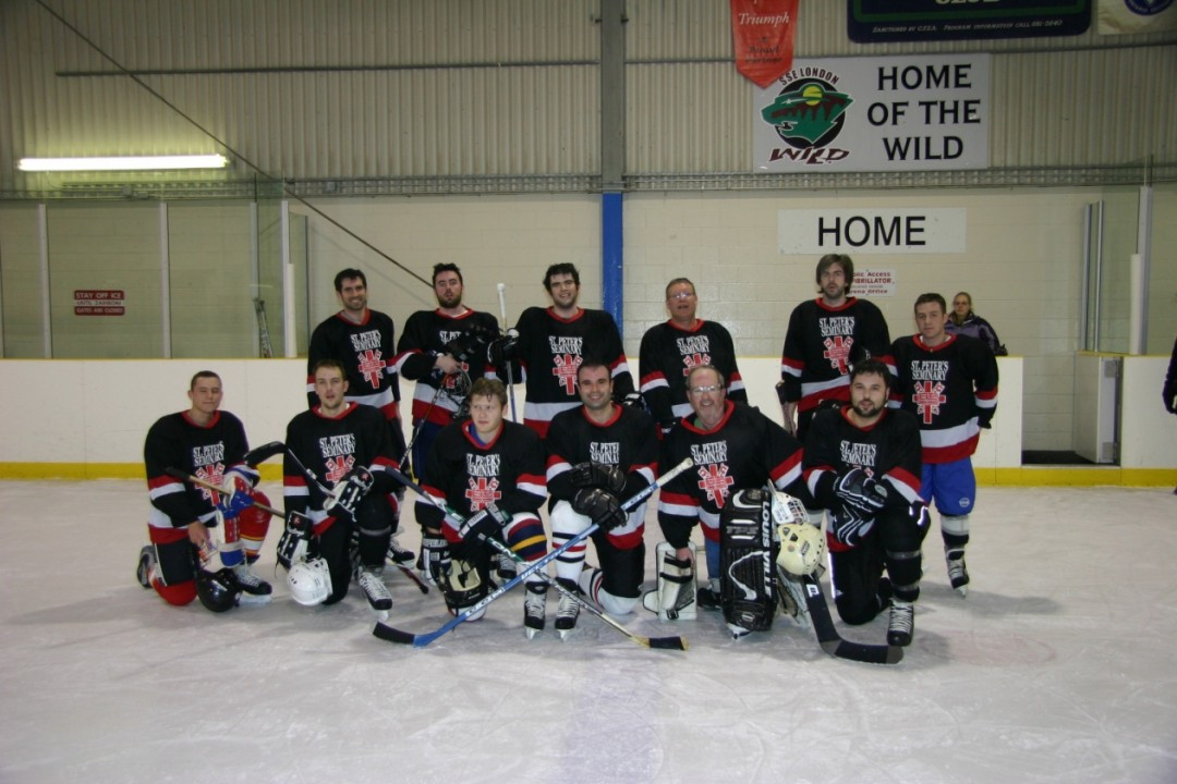Hockey Team Picture